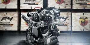 Abarth ist exklusiver Motorenpartner der neuen ADAC Formel 4