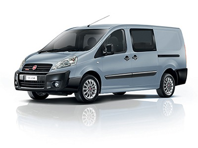 Scudo Personontransport